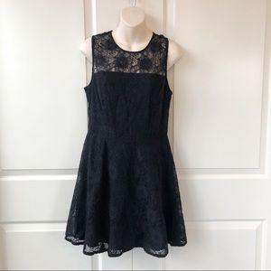Banana Republic lace dress